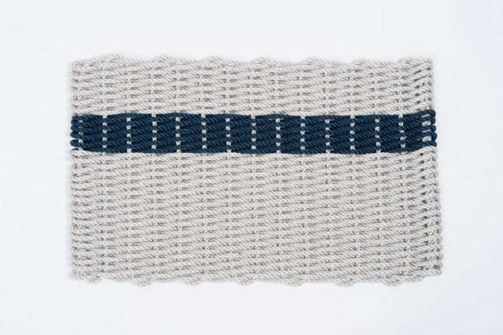 Rope Co. Nautical Rope Doormat