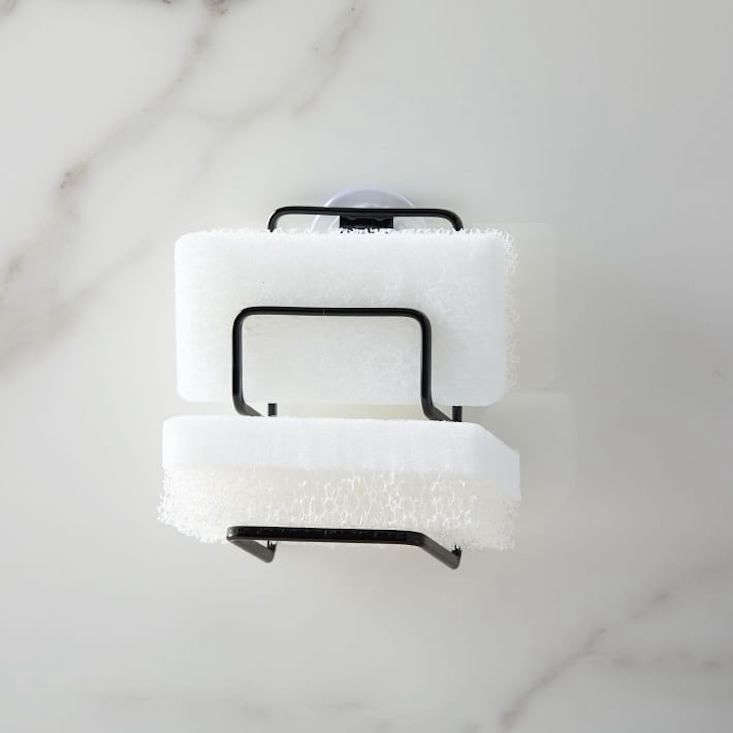 5 Favorites: In-Sink Sponge Holders, Non-Plastic Edition