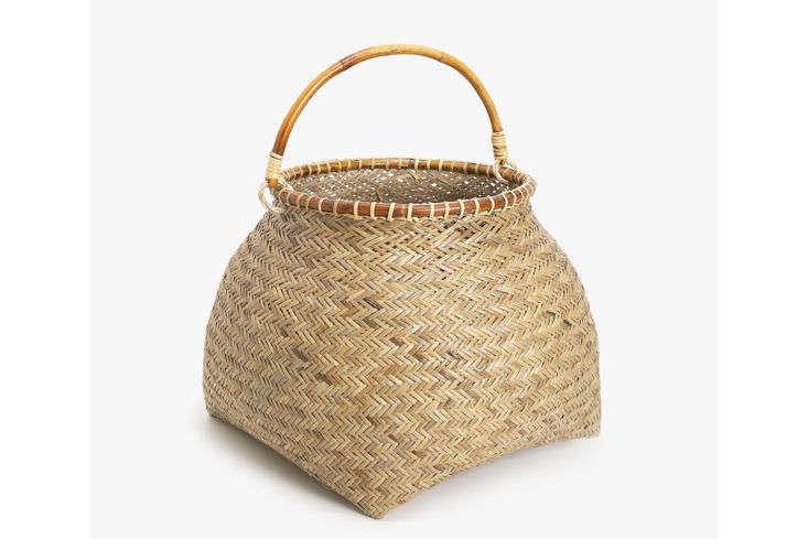 Zara Home Basket With Large Handle