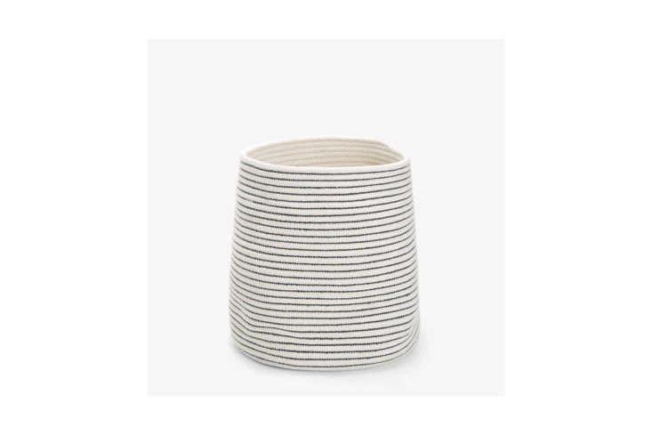 Zara Home Cotton Basket