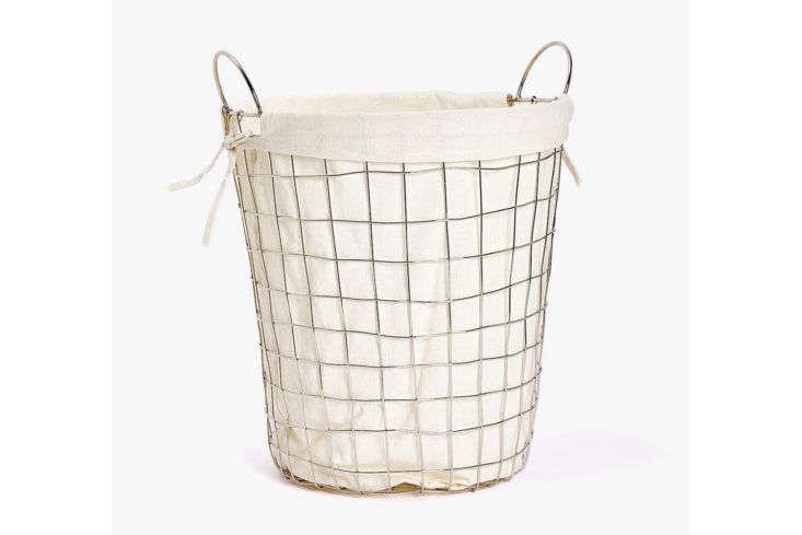 Zara Home Laundry Basket
