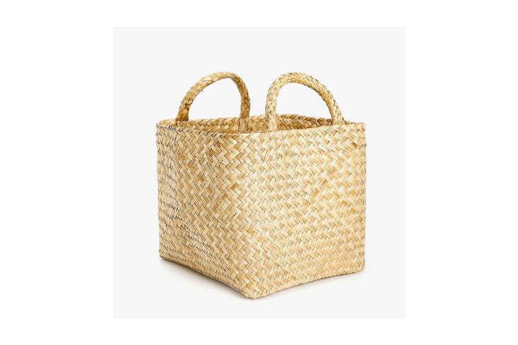 Zara Home Rectangular Basket