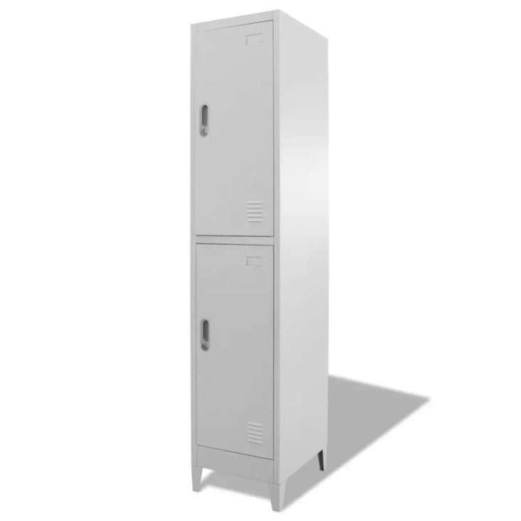 Two Tier Wide Locker from Wayfair