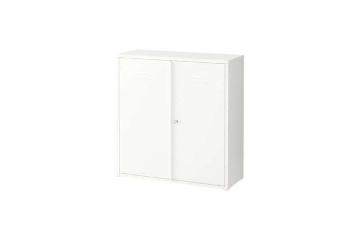 IKEA Ivar Cabinet Doors White