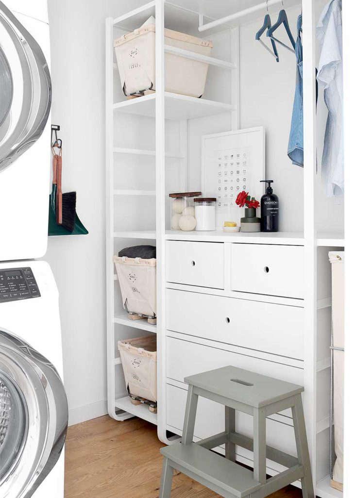 The Faux Martha's Laundry Room DIY