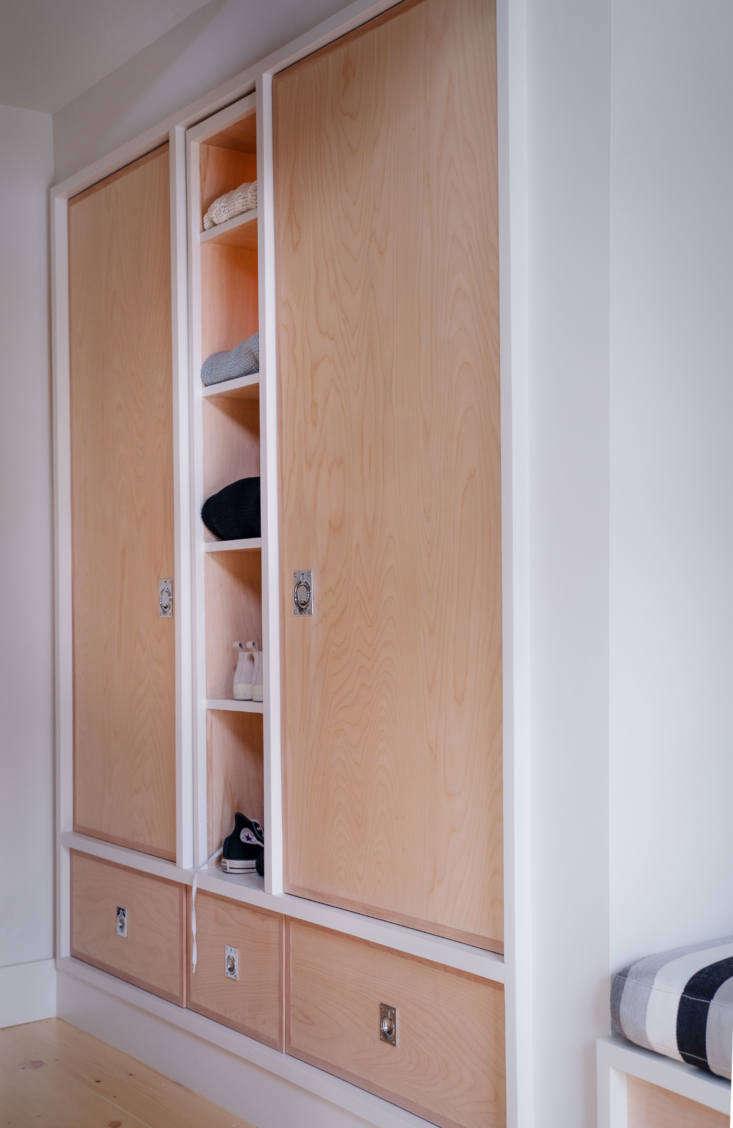 Hein Cozzi seaside rental Ptown closets