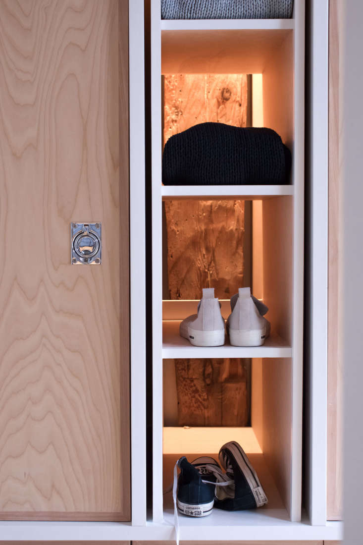 Hein Cozzi seaside rental Ptown closet detail