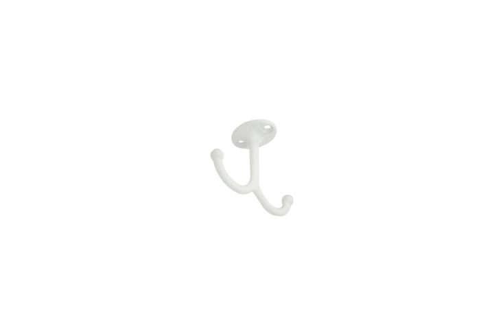 National Hardware Undershelf Coat Hook