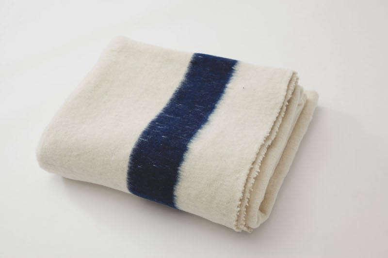Vintage Wool Camp Blanket from Sharktooth
