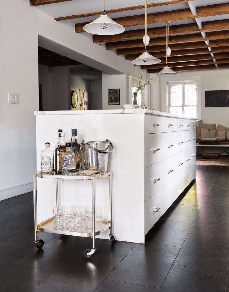 Storage Cart Kitchen Organized Home Book, Image by Matthew Williams