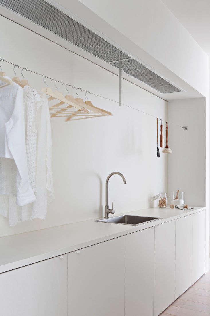 Studio Four Bourne Road Residence Laundry Room