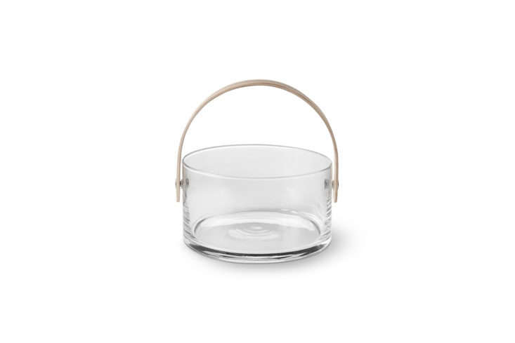 Williams-Sonoma Glass Bowl with Ash Handle