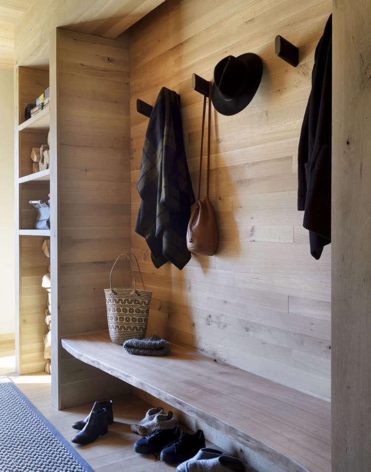 Hudson Woods Sheena Murphy Lang Architecture Mudroom