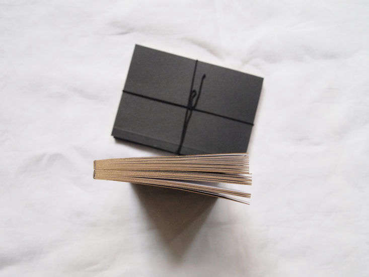 WMS&Co. Mini Notebook at Makie