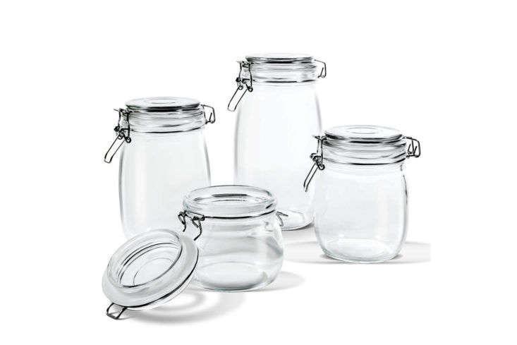 Masthome 4-Piece Jar Set on Amazon