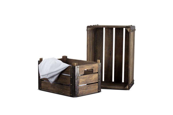 Pier 1 Vintage Crates