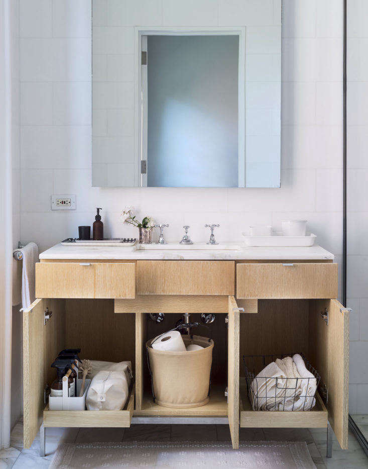 The Organized Home Book Under Sink Cabinet, Image by Matthew Williams