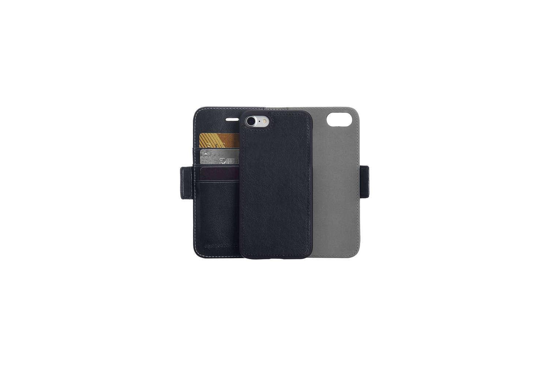 AmazonBasics iPhone Leather Wallet Detachable Case