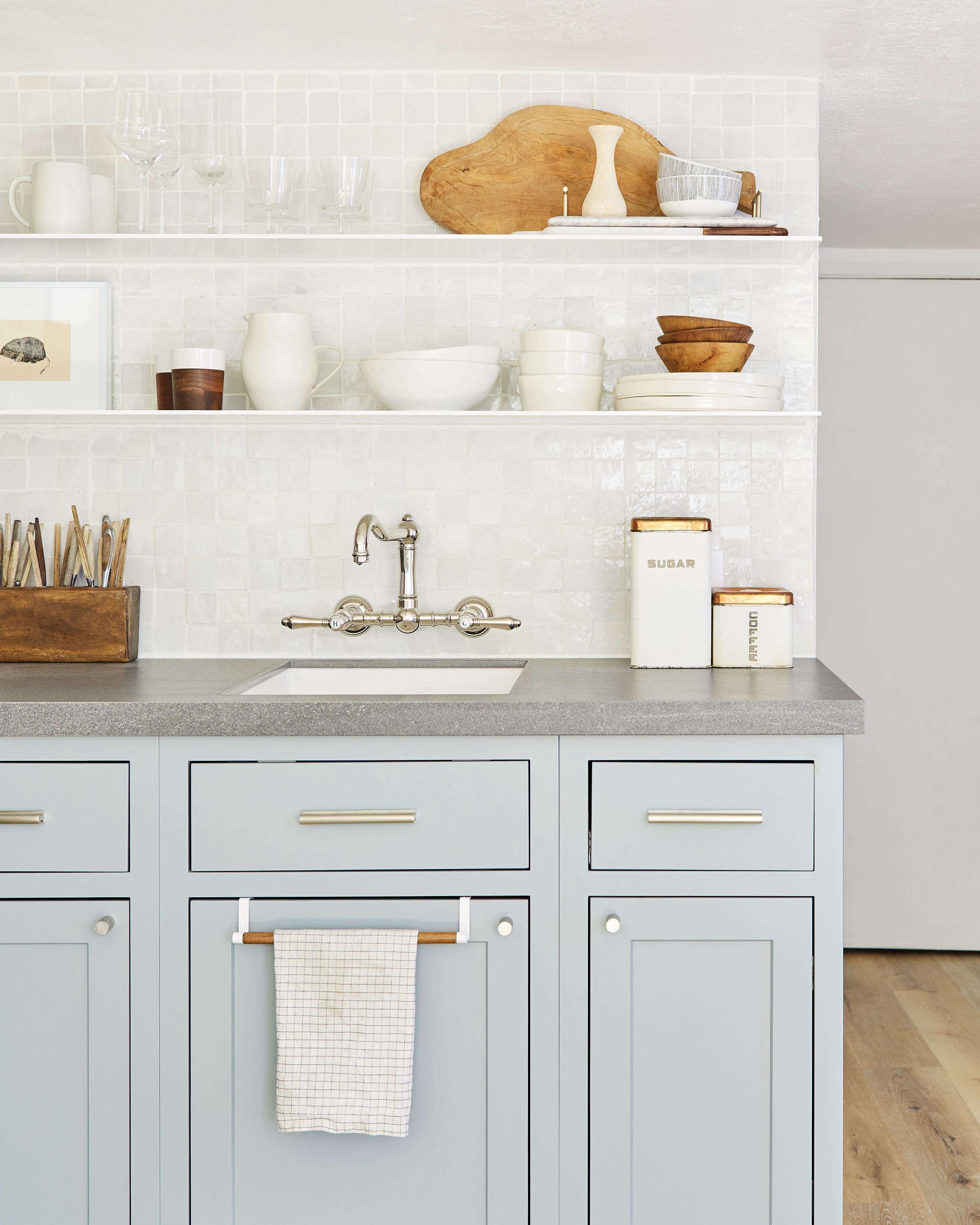 Emily Henderson Velinda Hellen Small Kitchenette Sink