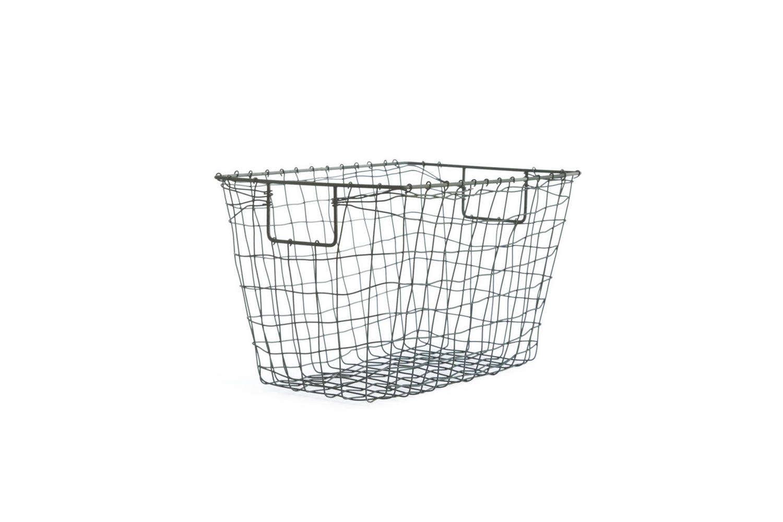 Fog Linen Mesh Wire Basket