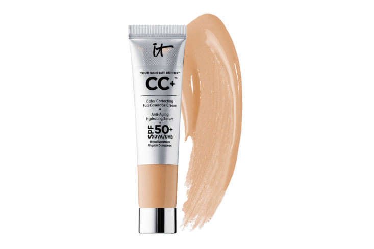 Anna Edit Minimalist Makeup It Cosmetics Your Skin But Better CC Cream