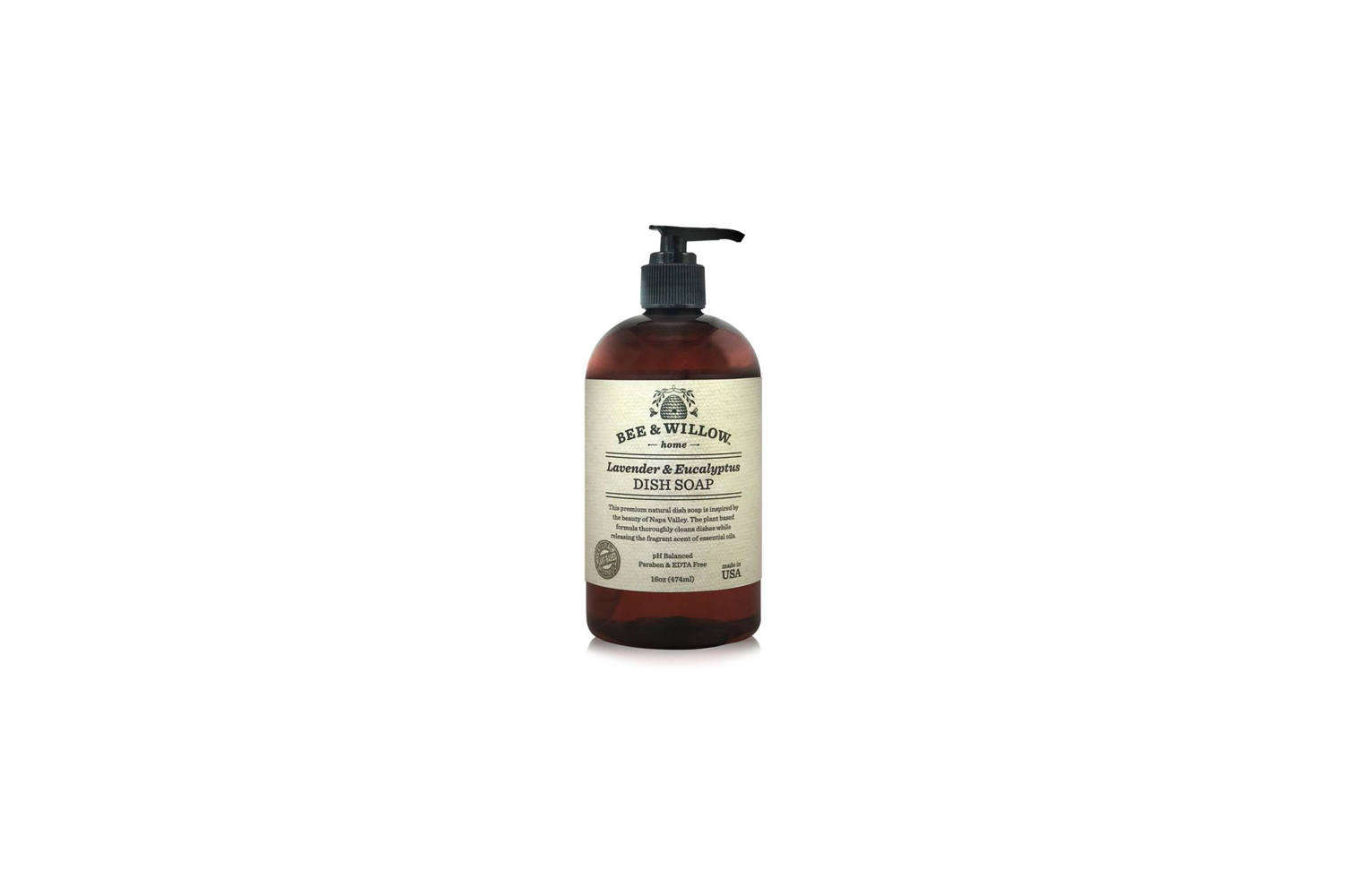Bee & Willow Home Dish Soap
