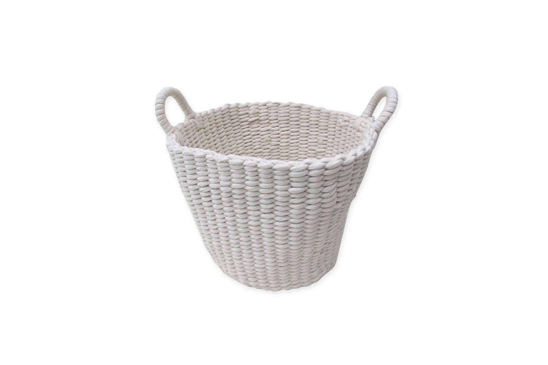 Bee & Willow HomeRound Woven Rope Storage Basket