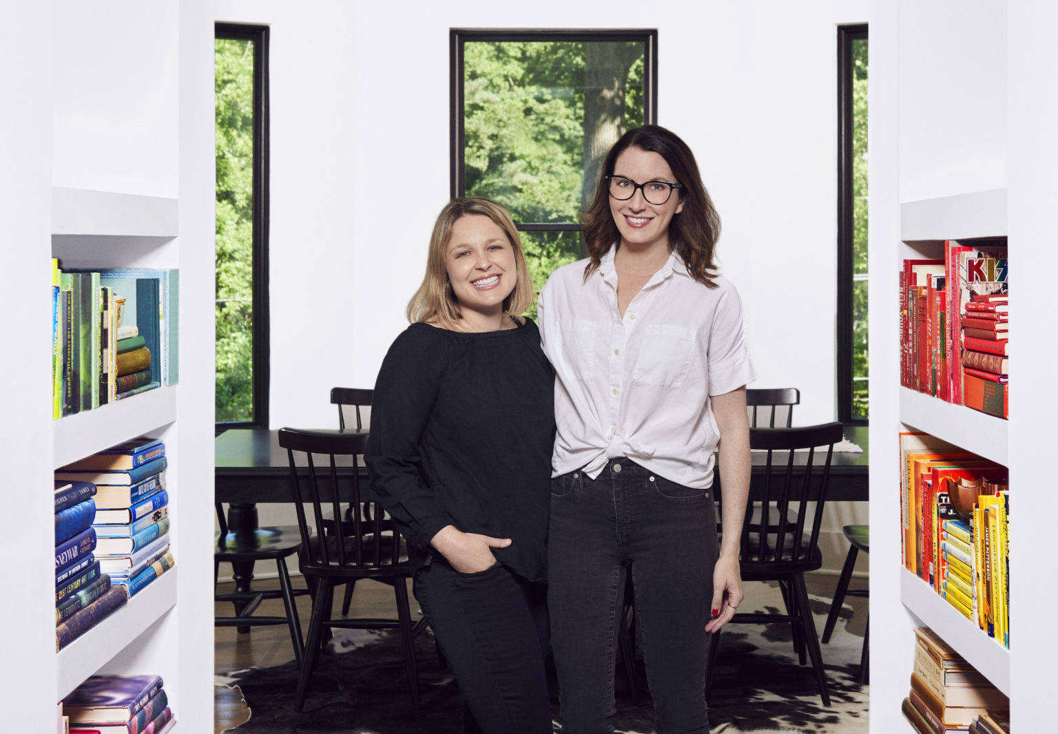 The Home Edit's Joanna Teplin and Clea Shearer