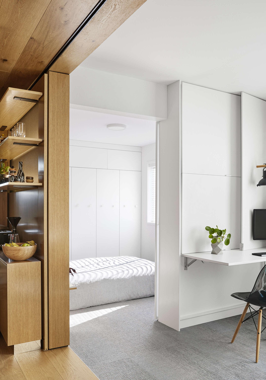 Tsai Design Type St. Apartment in Melbourne Three Rooms