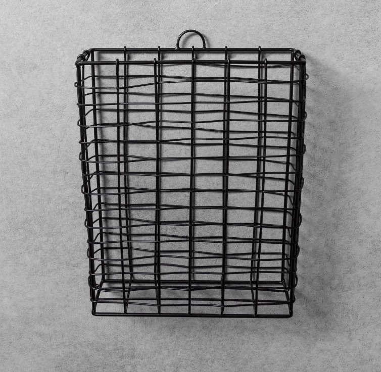 Hearth & Hand Target Wall Storage Black Wire