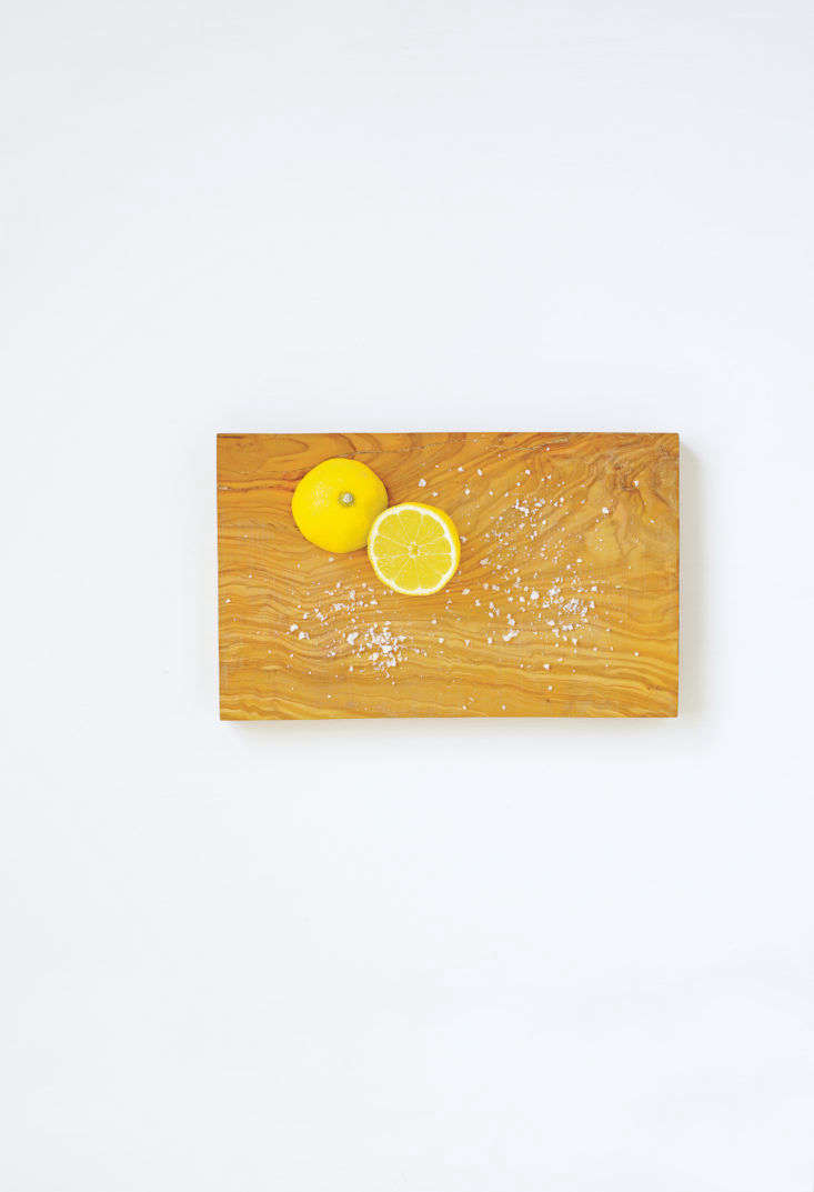 Natural Home Cleaning Chopping Board Cleaner