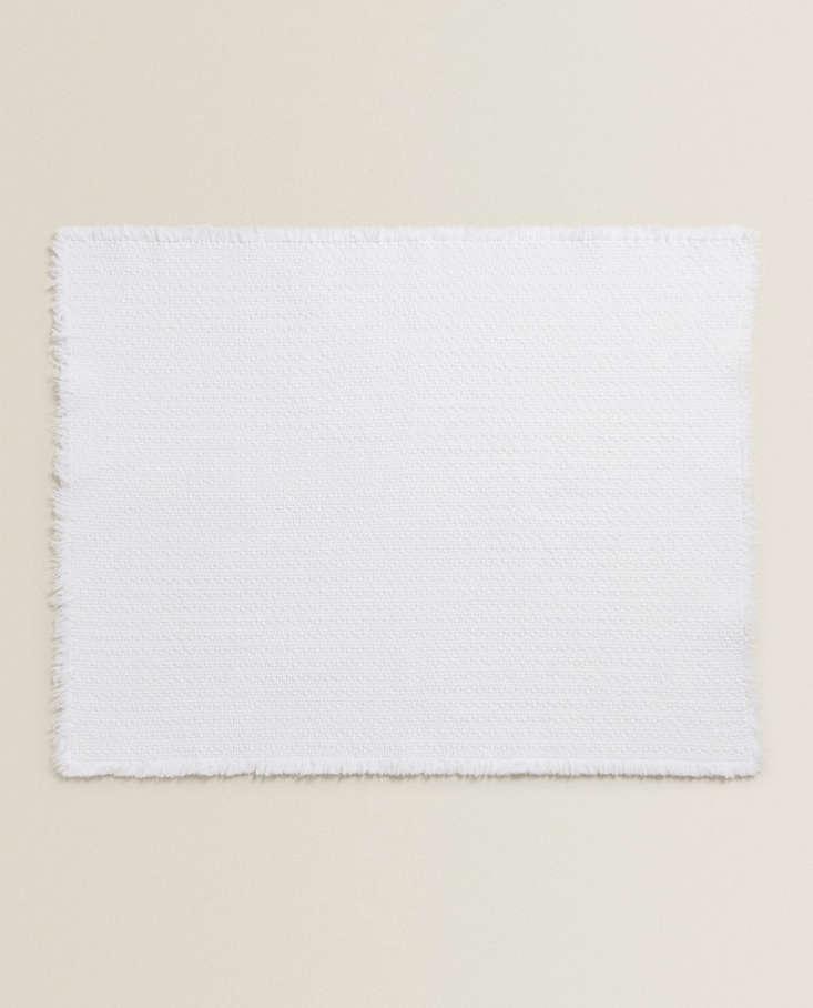 Reversible Mat in White at Zara Home