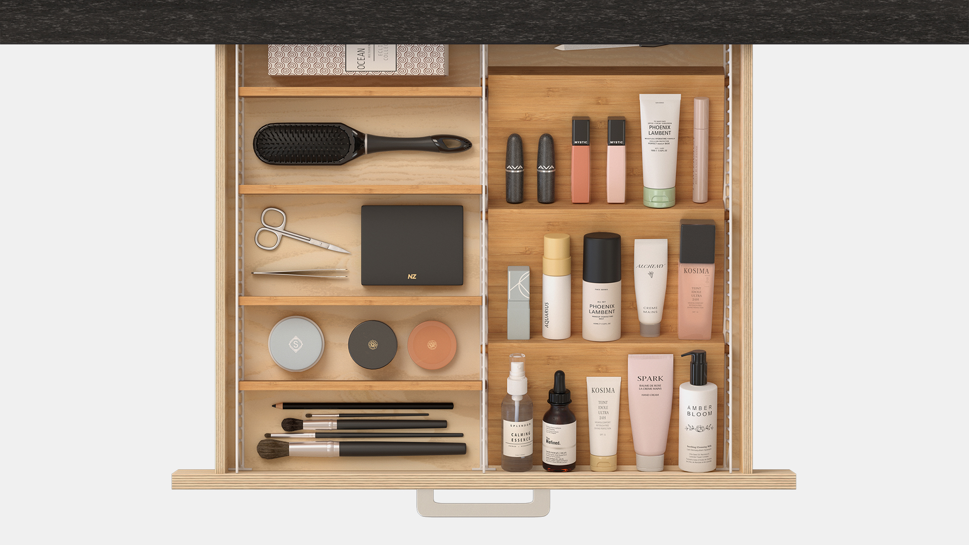 Toko Makeup Drawer