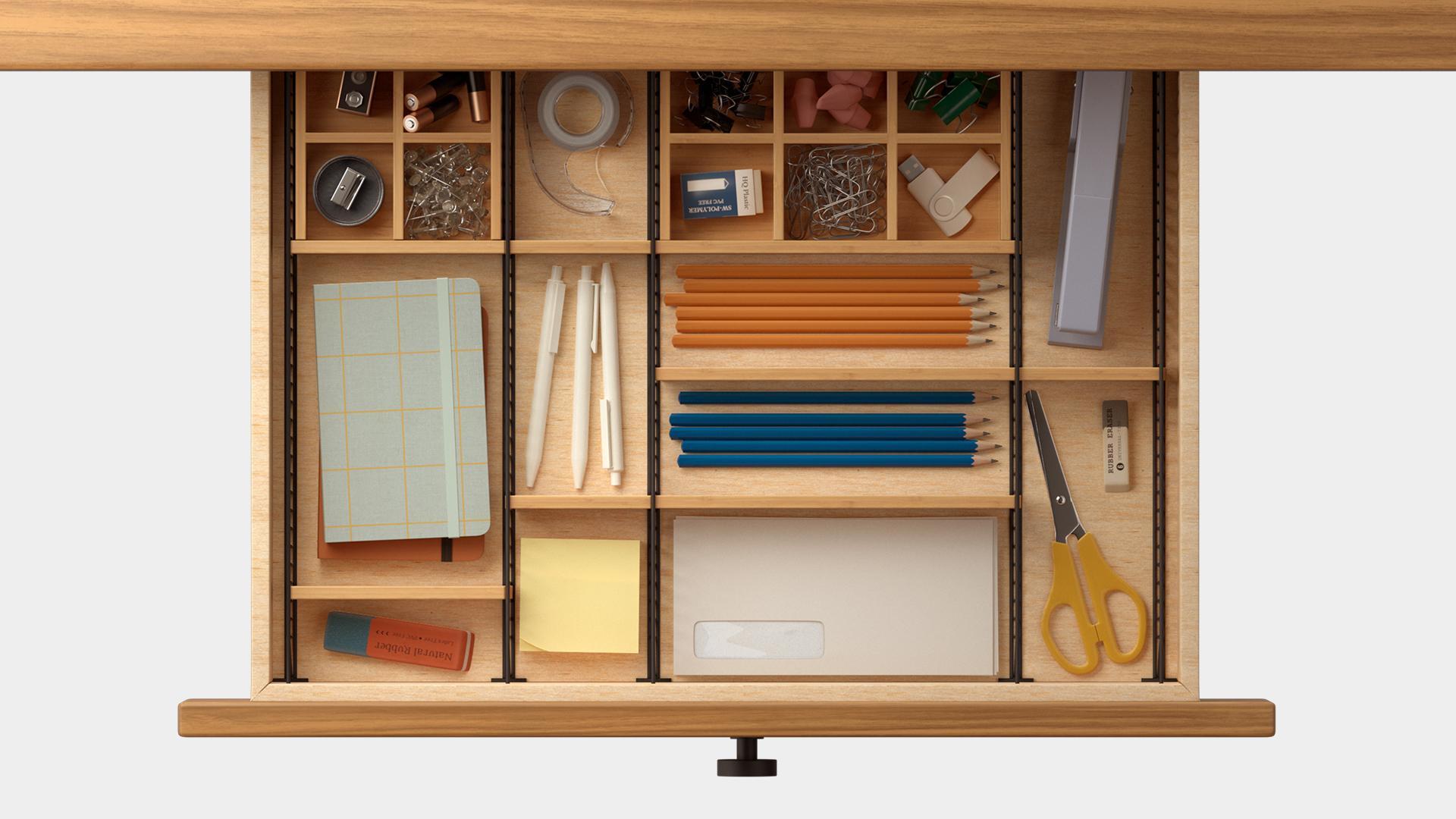 Toko Office Drawer
